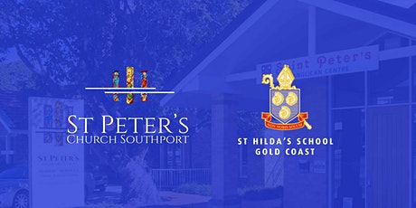 St Hilda's joins us at St Peter's for 9.30am Service tickets