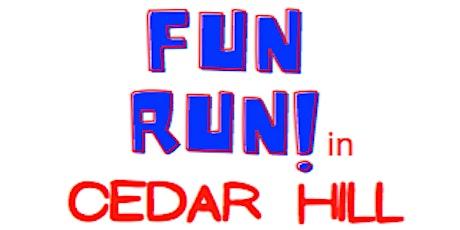 Fun Run in Cedar Hill tickets
