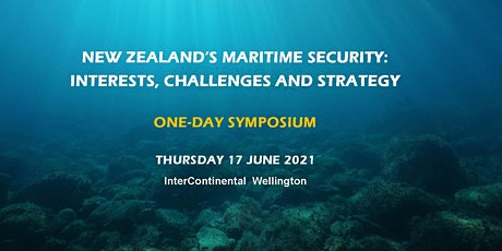 New Zealand's Maritime Security: Interests, Challenges and Strategy tickets