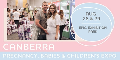 Canberra Pregnancy, Babies and Children's Expo tickets