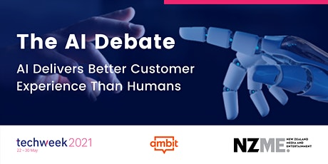 The AI Debate: AI Delivers Better Customer Experience Than Humans tickets