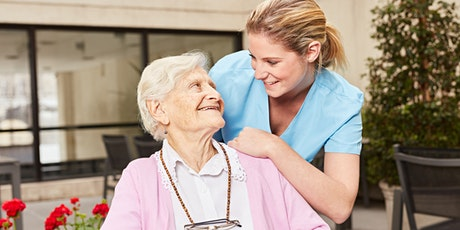 Understanding aged care cost at Parramatta Library tickets