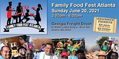 Family Food Fest Atlanta 2021 by Atlanta Culinary Charities tickets