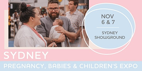 Sydney Pregnancy, Babies and Children's Expo tickets