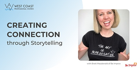 Creating Connection through Storytelling tickets