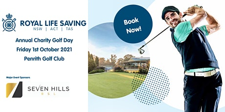 Royal Life Saving NSW Annual Charity Golf Day tickets