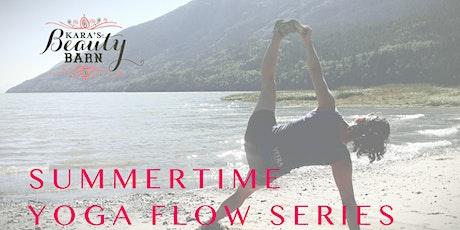 Summertime Yoga Flow tickets
