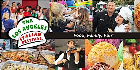 The Los Angeles Italian Festival tickets