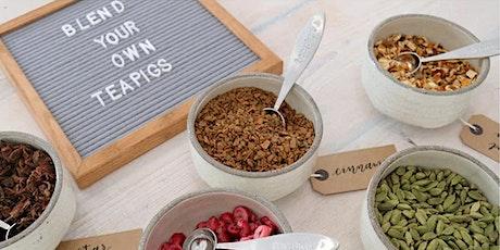 teapigs tea blending | 茶品調製班 tickets