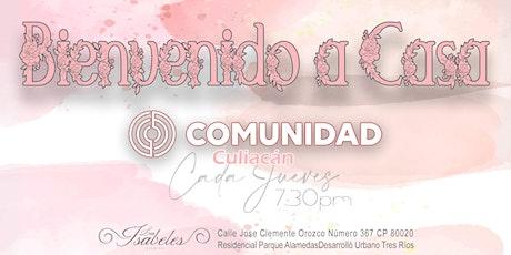 Iglesia Comunidad Culiacán Casa Abierta -Jueves boletos