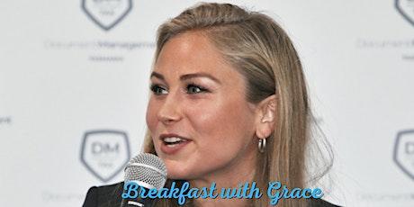 Breakfast with Grace tickets