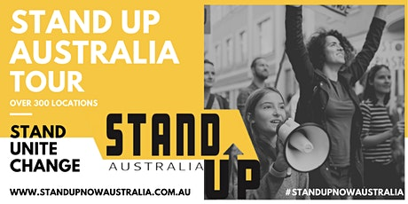Stand Up Australia Tour - ADELAIDE - Central location tickets