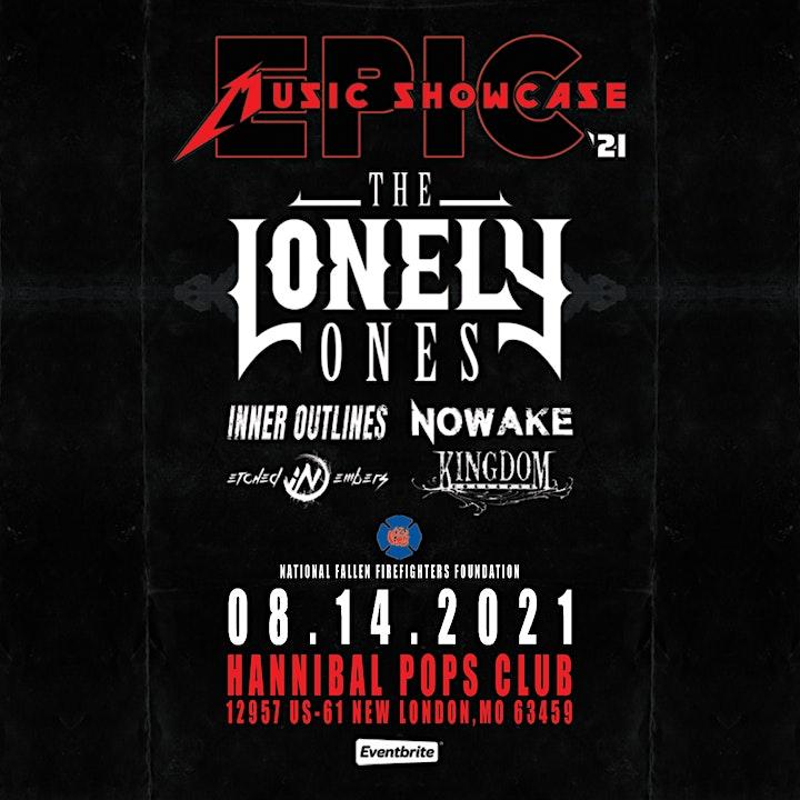 Epic Music Showcase '21 image