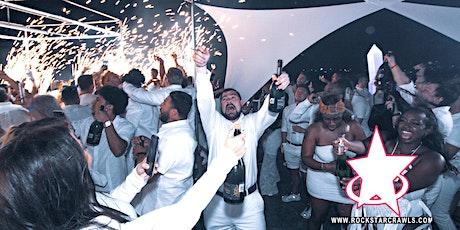 All White Rockstar Boat Party Cancun @ Night boletos