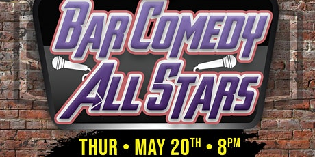Bar Comedy All-Stars at South Bay Tap House : 5/20 at 8:00 pm tickets