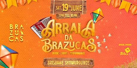 Arraia da Brazucas ◕ Brazilian Winter Festival tickets