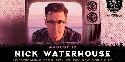 Virtual – Nick Waterhouse Live from City Winery New York City