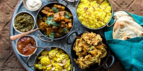 Traditional South Indian Vegetarian (GF) tickets