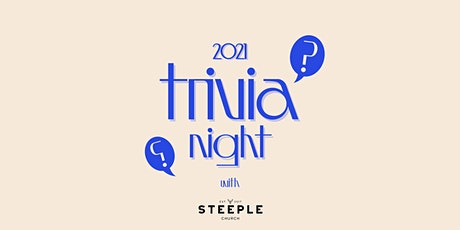 Steeple Trivia 2021 tickets