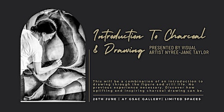 Introduction To Charcoal & Drawing tickets