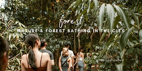 Nature and Forest Bathing in the City 【Forest】 tickets