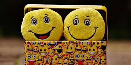 Emoji Emotion   Sutherland Library tickets