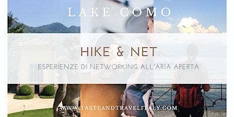Trekking & Business Networking (Tremezzo/Villa Balbianello) biglietti