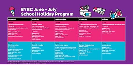 BYRC Aboriginal Art Workshop + Drop In tickets