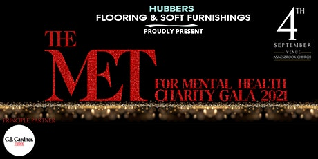 The MET Gala for Mental Health Fundraiser 2021 tickets
