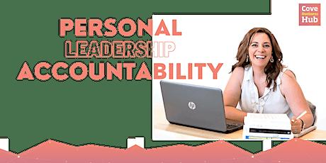 Personal Leadership Accountability tickets