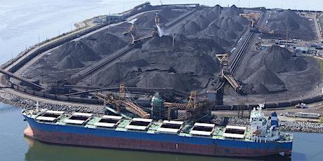 2nd GPF ExeWshop on Coal Terminals SC Devts,Trends & Opns, 17-18 Dec 21 SPR tickets