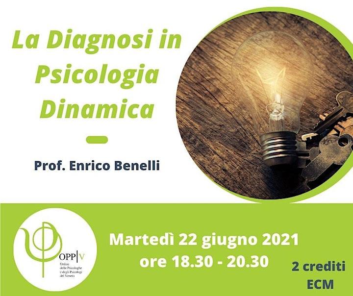 Immagine La diagnosi in Psicologia Dinamica