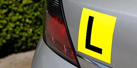 Prepare to Drive - Learner's Permit Short Course tickets