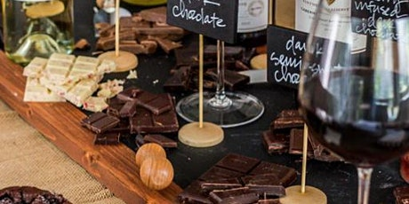Chocolate Tasting Session: featuring Artisan Chocolates paired with Wines tickets