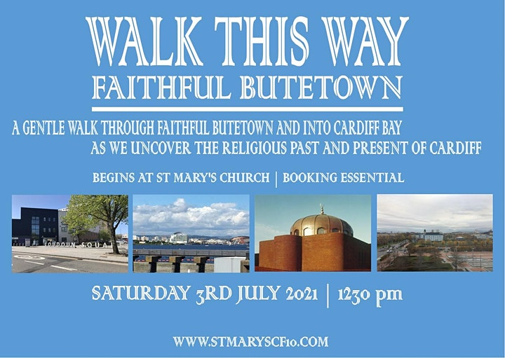 Walk this Way: Faithful Butetown image