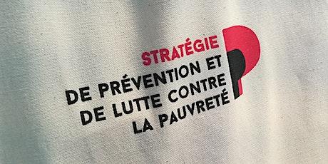 Conférence régionale : prévention et lutte contre la pauvreté Occitanie billets