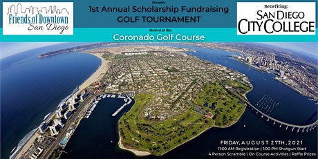 1st Annual Scholarship Fundraising Golf Tournament tickets