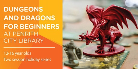 Dungeons and Dragons for Beginners with Ian Zammit tickets