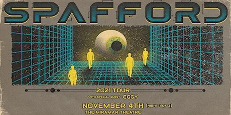 Spafford (Night 1) tickets