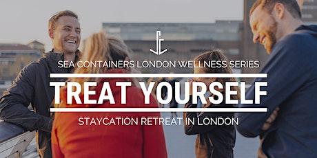 Treat Yourself Wellness Retreat in London tickets