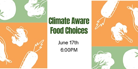 Climate Aware Food Choices tickets