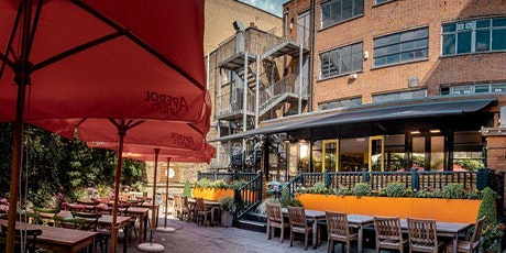 Business Junction's Networking lunch at The Fence, Farringdon on 24th June tickets