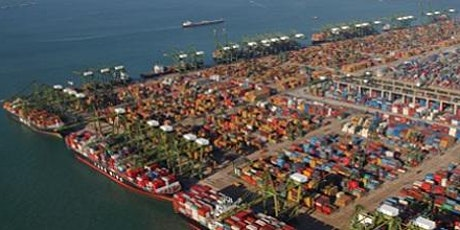 GPF ExeWshop on Excellence in Container Terminals Opns&Planning, 28-29Oct21 tickets