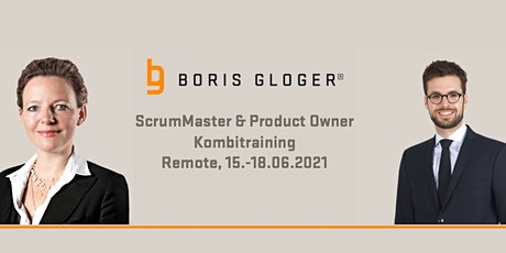 Remote ScrumMaster und Product Owner Kombitraining tickets