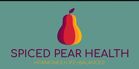 Endo, Menopause & HRT with Spiced Pear tickets