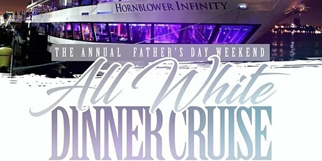PURE | ALL WHITE DINNER CRUISE ON THE HUDSON tickets