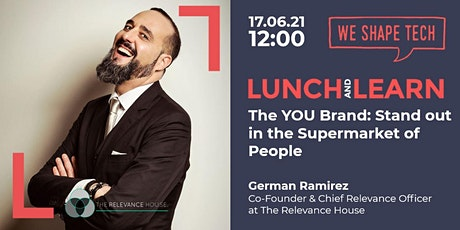 The YOU Brand: Stand out in the Supermarket of People tickets