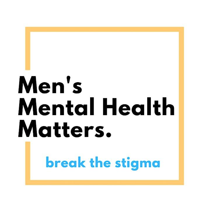 Break the Stigma: Masculinities and Mental Health Panel image