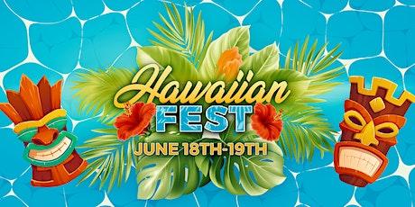 HAWAIIAN FEST tickets