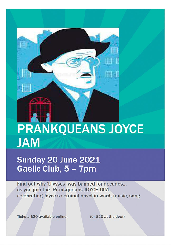 Prankquean Joyce Jam image